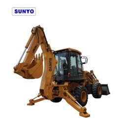 Type compact30-25 Sunyo Wz Yuchai tractopelle avec moteur chaud à la vente pour les agriculteurs