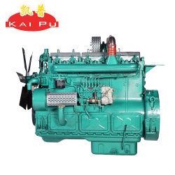 De hete Viertakt 6-cilinder van de Verkoop in de Met water gekoelde Dieselmotoren van de Lijn voor de Generatie van de Macht met Generator