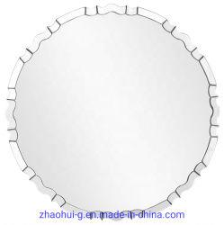 3D de fantasía elegante vestir Muebles Decoración de vidrio colgado de la vanidad de baño espejo de pared (3)