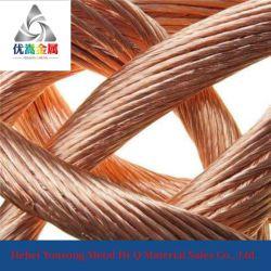 Meilleure mise au rebut de fil de cuivre en fil de cuivre de 99,95 % Mettre au rebut