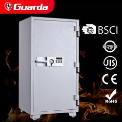 Управление большой стальной файлы JIS 2 часа в огнеупорные сейф с предохранительный замок, 5.8cuft Double-Key. /165L (Guarda 7058D)
