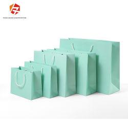 Sacchetti poco costosi su ordinazione all'ingrosso del regalo del documento di festa dei sacchetti di acquisto