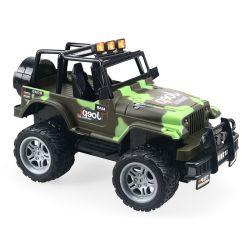Les enfants du jouet électrique, commande à distance des voitures de course, 1 : 18 Les véhicules hors route à grande vitesse