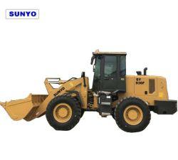 Marque Sunyo Sy936f pelle chargeuse à roues similaires que, chargeuse à direction à glissement, mini-chargeuses