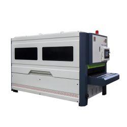 목재용 목재 도어 보드 합성 롤러 브러시 샌딩 폴리싱 기계