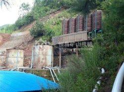 China Fabricante da Máquina de selecção de minério de ferro da mina de minério Chromite da portinhola de espiral de máquinas