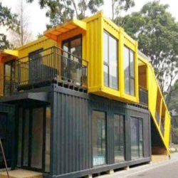 Instalação Rápida Prefab Estrutura de aço de construção dos edifícios de hotel para projectos de construção da Escola de Design de desenho