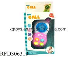 Los niños musicales juguetes educativos de teléfono móvil con música y la luz
