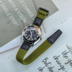 Cinturino da orologio in velcro Armygreen Military in nylon con gancio magico Banda
