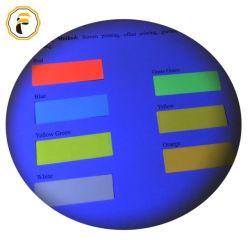 Bianco UV asciutto di DTG dell'inchiostro invisibile di obbligazione dell'inchiostro invisibile dello schermo della natura UV speciale di stampa