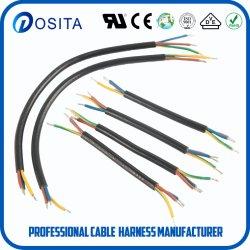 Kundenspezifische Verbinder-elektrische Verkabelungs-Farben-Codes