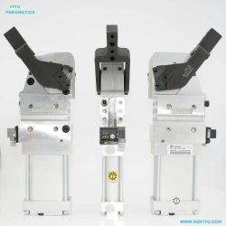 중국 Vario 클램프 공압 실린더/중부하 작업용 클램프/Tunkers Vario 클램프