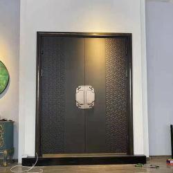 Custom Prägung Modernes Design Innenraumtür Kalt Gewalzten Stahl Tür