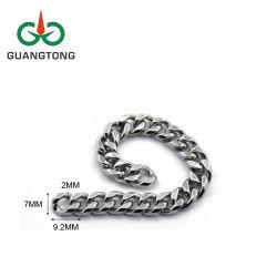 다양한 색상 7mm Anti Rust Brass Metal Chains 여성용 핸드백용