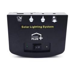 مجموعة مصابيح LED للنظام الشمسي مع لوحة بقوة 4 واط