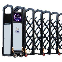 Высококачественные алюминиевые автоматические складные школьные ворота