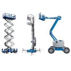 6 m 8 m 10 m 12 m hydraulische zelfbedieningsbatterij voor de machinist Lift Factory