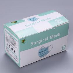 Одноразовые хорошего качества 3ply хирургических подсети защитную маску для лица Non-Sterile Китая поставщиком подсети производителя