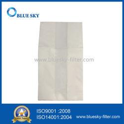 Saco de filtro de poeira de papel branco para Minuteman aspirador de pó