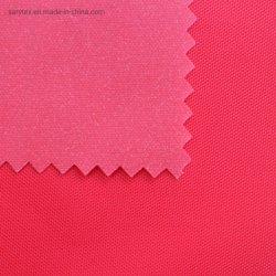 Retardante de llama revestimiento de tejido de nylon Oxford impermeable para Indusry