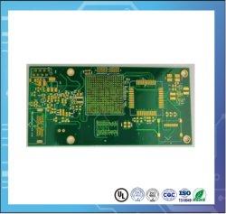 8 Schichten Immersion-Gold-BGA Schaltkarte-Leiterplatte-