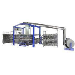 기계 4 셔틀 원형에게 부대 생산 라인을%s 원형 직조기 길쌈 기계를 하는 PP에 의하여 길쌈되는 부대 직물 자루