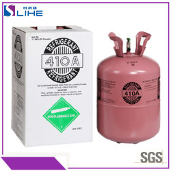 100% de pureza longo carro arrefecer o ar condicionado R134A/R404A/R22/R410A do gás refrigerante