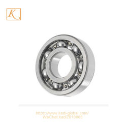 高品質低価格中国メーカーディープグルーブボールベアリング 6005