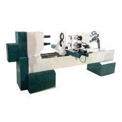 CNC di giro della macchina del tornio di legno che intaglia la macchina di legno del tornio della macchina di legno