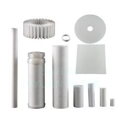 precio de fábrica de plástico poroso de sinterización en el tubo del filtro de placas de hojas de vela Copa Aire líquido elemento de filtro de cartucho