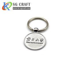 Entwurfs-Schlüsselring der niedriger Preis-Fabrik-kundenspezifischer Metallschlüsselketten-2D/3D/kundenspezifisches Keychain, ledernes Keychain, spinnender Schlüsselhalter, kein MOQ