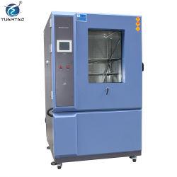 Ambiente simulado do sistema de teste de resistência à poeira armário de teste