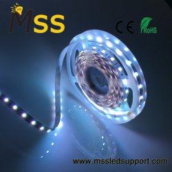 SMD 5050 RGB أشرطة مرنة لتغيير ألوان LED مع CE شريط LED معتمد من UL RoHS
