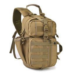 Pack de la eslinga de asalto táctico Molle militar de la eslinga de hombro la bolsa de A Bug