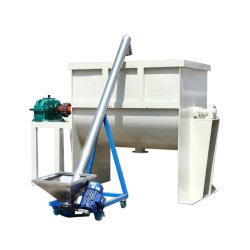 Waschpulver Mxing Maschinen-Doppelt-Farbband-Mischer für trockene Puder-Produktion