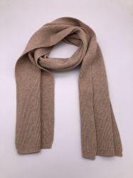 Alta qualità di lavoro a maglia acrilica della sciarpa di modo degli uomini