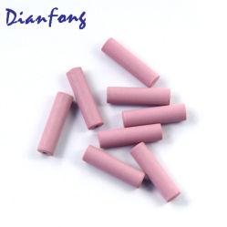 C101M (ISO 658 900 114 524 060) 6mm Support Rose Laboratoire Dentaire dentaire point de produits en caoutchouc de silicone