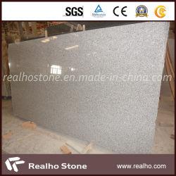 Populaire Chinois Noir/Blanc/rose/jaune G603 pour l'étage de dalles de granit gris/mur/projet/comptoir