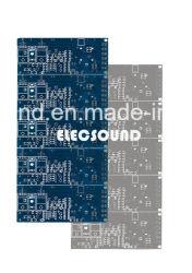PCB堅いボード2つの層のFr4 Hal/金の紫系統のはんだマスクのプリント基板