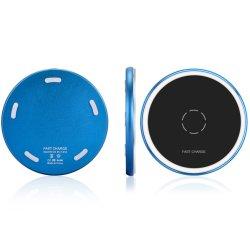 10W Universal Qi chargeur portable sans fil rapide Chargeur de téléphone mobile sans fil de base du tampon de chargement
