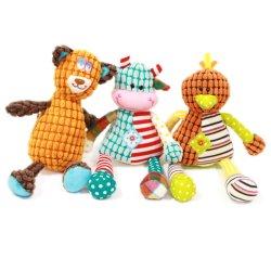 Super Zacht Kalmerend Doll van de Pluche van het Stuk speelgoed van de Slaap van de Baby Dierlijk