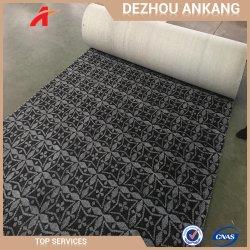 Уютный очаровательный спанбонд двойной цвет из жаккардовой ткани коврик для установки внутри помещений