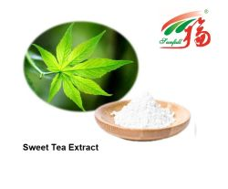Natural puro de alimentación el 70%-95% Rubusoside extracto de té dulce bebidas funcionales
