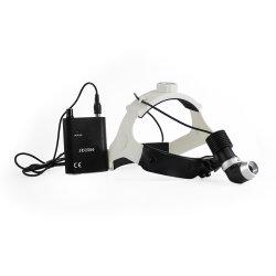 Micare médical Médecin chef de la lampe de projecteur à LED avec batterie puissante