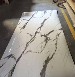 Couleur de pierre étanche HPL / veine de marbre Fireresistant HPL