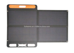 100W 12V пользовательские панели солнечной энергии для портативного зарядного устройства батареи системы питания