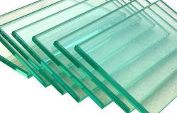 Le verre trempé peut résister à haute température de la chaleur pour la construction ou d'accueil