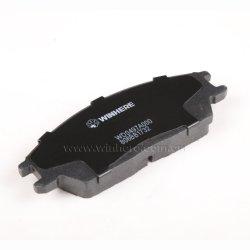 قطع غيار آلية بطانات الفرامل الأمامية لـ OE#45022-SA6-N50