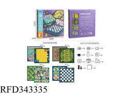 Giocattoli in anticipo di formazione del gioco da tavolo di scacchi del gioco di intelletto di scacchi del gioco di puzzle