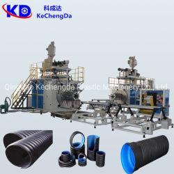 Grand diamètre (630-800mm) de l'eau PEHD de plastique&PE/tuyau de pression de gaz/Tube Machine Fournisseur de l'extrudeuse